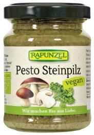 Rapunzel Bio Pesto Steinpilz Würzpaste 120g