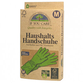 If you care Handschuhe M