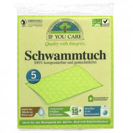 If you care Schwammtücher