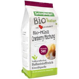 Seitenbacher Bio Müsli Cranberry 500g