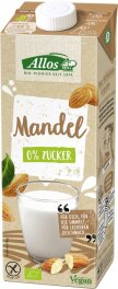 Allos Mandel-Drink Naturell 1l