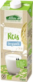 Allos Reis-Drink Naturell 1l