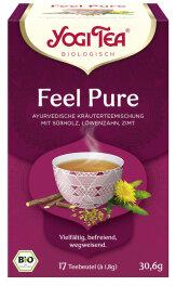 Yogi Tea Feel Pure Seele Tee