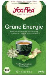 Yogi Tea Grüne Energie