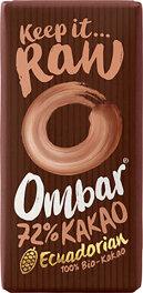 Ombar Roh-Schokolade Raw Cacao 35g