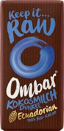 Ombar Roh-Schokolade Coco Dark 35g