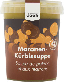 Jooti Bio Maronen-Kürbis Suppe 450ml