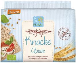 Pural Bio Knäcke Classic demeter 250g