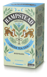 Hampstead Tea Life Chai Grüner Tee 20x 2g