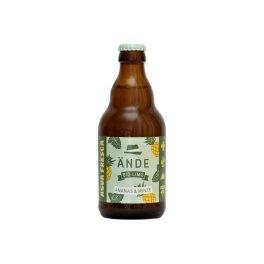 Ände Agua Fresca Ananas Limonade 330ml