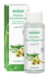 Bergland Aloe Vera Gesichtswasser 125ml