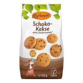 Birkengold Schoko Kekse konv. 125g