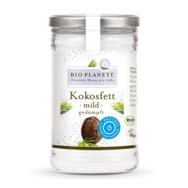 Bio Planète Kokosfett mild gedämpft 950ml
