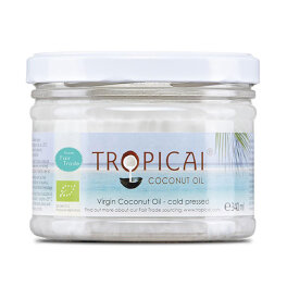 Tropicai Bio Virgin Coconut Oil Kokosnussöl