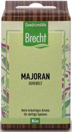 Brecht Majoran gerebelt 8g
