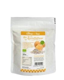 Genuss ohne Reue Kartoffelfaser 75% Ballaststoffe 100g