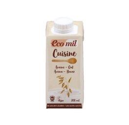 EcoMil Hafer Cuisine ohne Zuckerzusatz Ecomi 200ml