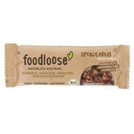 Foodloose Spekulatius Nussriegel 35g