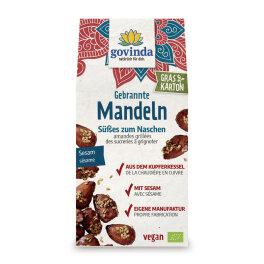 Govinda Gebrannte Mandeln mit Sesam 100g