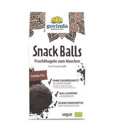 Govinda Snack Balls Schoko Pur 100g