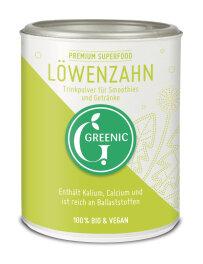 Greenic Löwenzahn Pulver 100g
