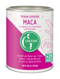 Greenic Maca Pulver 150g