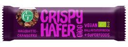 Greenic CrispyHaferGigg Hagebut Cranber Gre 35g