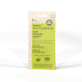 Vitaldoc Phytogreens Cannabis S. 50g