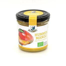 Kiebitzhof Hummus Mango 140g