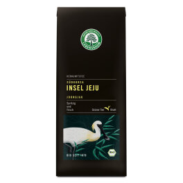 Lebensbaum Insel Jeju Joongjak Grüner Tee 90g