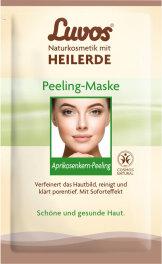 Luvos Soft-Peeling Maske Aprikosenkernöl 15ml