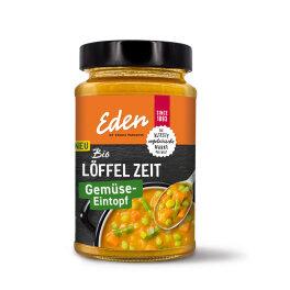 Eden My veggie Paradise Löffel Zeit Gemüse...