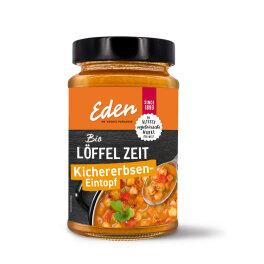 Eden My veggie Paradise Löffel Zeit Kichererbsen...