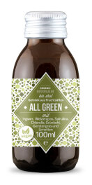 Organic Human Fruchtsaft Shot AllGreenOrgan.Human 100ml