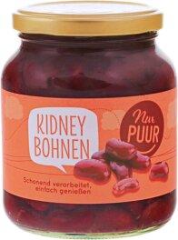 Nur Puur Kidney Bohnen 350g