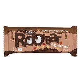 Roobar Mandel m.Schokolade 30g