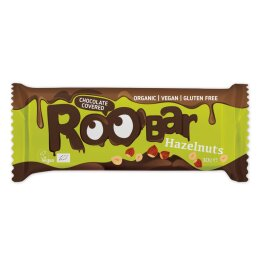 Roobar Haselnuss m. Schokolade 30g