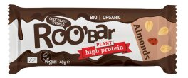 Roobar Protein Mandel + Schoko 40g