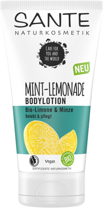 Sante Mint Lemonade Bodylotion 150ml