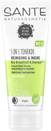 Sante 5in1 Tonerde Reinigung & Maske 100ml