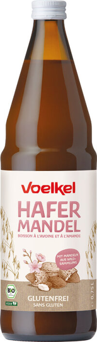 Voelkel Hafer Drink Mandel 750ml