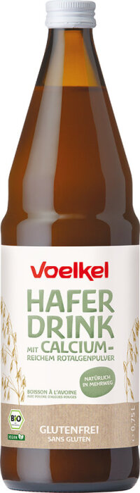 Voelkel Hafer Drink + Calcium 750ml