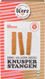 Werz Zwiebel Stangen Dinkel Vollkorn 125g