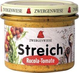 Zwergenwiese Rucola Tomate Streich 180g