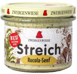 Zwergenwiese Rucola Senf Streich 180g