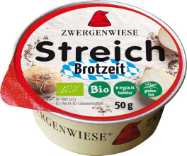 Zwergenwiese Brotzeit Kleiner Streich 50g