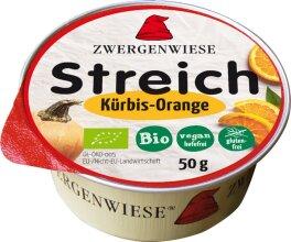 Zwergenwiese Kürbis-Orange Kleiner Streich 50g