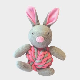 """Happy Pet """"Little Rascals"""" Hase - Pink - 1 St."""