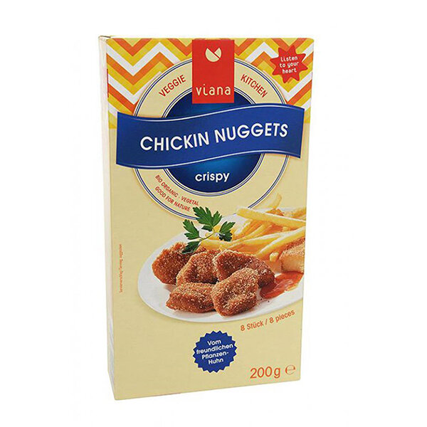 Viana Bio Chickin Nuggets 200g