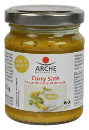 Arche Naturküche Spice it up Curry Saté 125g